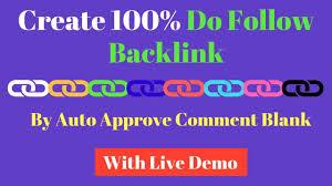 DoFollow Backlinks   Our Digital Academy