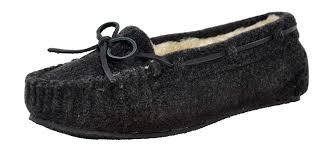 Minnetonka Womens Cally Faux Fur Slipper Buy Online At Low