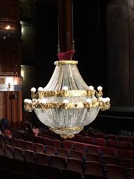 the phantom of the opera has returned to orlando with a brand new chandelier photos by seth kubersky