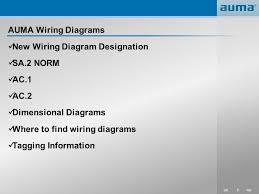 auma actuators wiring diagram dolgular