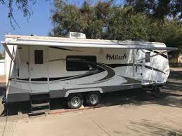 eclipse milan 25rks travel trailer