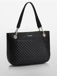 Calvin Klein Quilted Leather Tote Bag | Where to buy & how to wear & ... Calvin Klein Quilted Leather Tote Bag Adamdwight.com