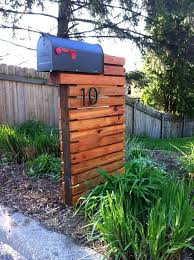 Modern Mailbox With Post Modern Mailbox Ideas Picture Liberty