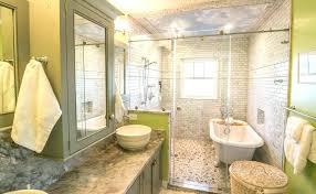 shower sink combo bathroom sauna shower combo bathroom beach style with walk in shower open shower