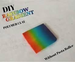 Polymer Clay <b>Rainbow Gradient</b>!: <b>4</b> Steps (with Pictures)
