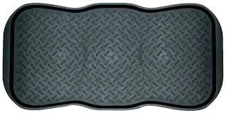 Rubber Boot Tray Extra Large Boot Tray Rubber Boot Tray Inch X Inch  Scalloped Boot Tray