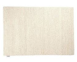 chunky braided wool rug carpet white wool soft for bed room chunky braided wool rug grey