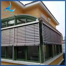 thermal automatic outdoor venetian blinds malaysia