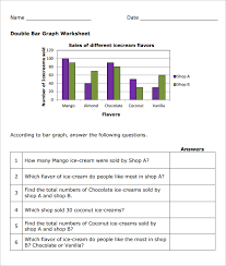 3Rd Grade Bar Graph Worksheets Worksheets for all | Download and ...