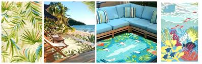tropical outdoor rugs adding a new indoor outdoor rug with an tropical island style can really