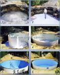Фото как построить бассейн своими руками