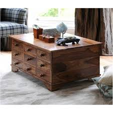 trunk chest coffee table sublime exports