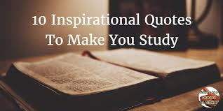 Study Quotes Best 48 Inspirational Quotes To Make You Study Motivate Amaze Be GREAT