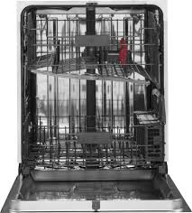 How To Clean The Inside Of A Stainless Steel Dishwasher Ge Gdf650sgjww Full Console Dishwasher With 16 Place Settings 4