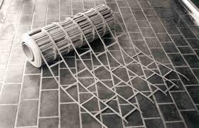 Concrete Stencil Patterns