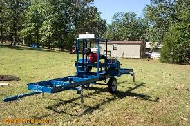 portable sawmill for sale. mister sawmill model 22 portable bandsaw mill for sale l