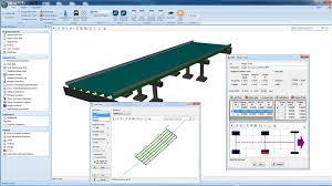 Bridge Design In Staad Pro Bridge Design Modeling And Analysis Software Open Bridge