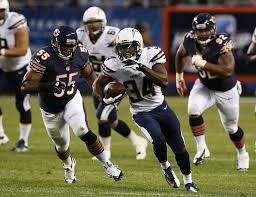 Former Texas Longhorn Rb Fozzy Whittaker Makes Chargers 53
