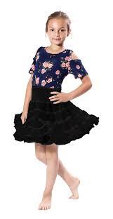 Malco Modes Color Chart Malco Modes Little Betty Child Petticoat Style 178