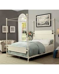 Sweet Savings on Alcott Hill Klaus Canopy Bed BF080469 Size ...