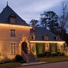 outdoor lighting effects. Understated Outdoor Holiday Lighting By Perspectives Graces This Quaint Southern Residence Each Year From Effects G