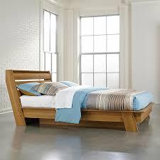 modern queen bed frame. Sauder Modern Queen Bed Frame T