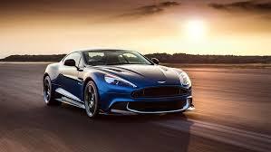 Aston Martin Vanquish Europe Prestige Car Rent