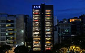 Car Vending Machine Singapore Location
