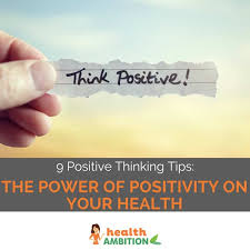 Power Of Positivity Quotes Awesome 48 Positive Thinking Tips The Power Of Positivity On Your Health