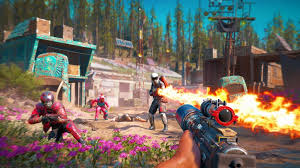 Far Cry New Dawn - Deluxe Edition pc gameplay-ის სურათის შედეგი