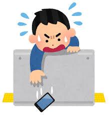 画面が割れたスマホはそのまま使い続けると危険です! | 京都・河原町のiPhone(アイフォン)修理はスマホスピタル京都河原町