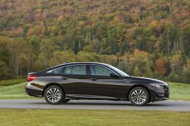 What are the different types of honda accord? 2020 Honda Accord Hybrid On Sale Now 3 Things Shoppers Should Know News Cars Com
