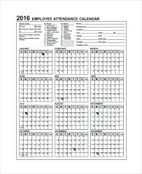 Pictures: Free Excel Attendance Tracker Template, - Gallery Photos ...