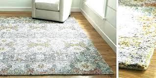 10 foot square sisal rug area multi 9 ft 6 in x 2 rugs target 7x7 square sisal rug