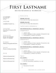 Resume Layout Example Inspiration Resume Layout Sample Select The Resume Format Resume Layout Samples