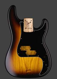 Short Scale P-Style ... - Warmoth Custom Guitar Products