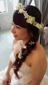 花冠を使ったおすすめヘアスタイル ウエディングチームのブログ浜松