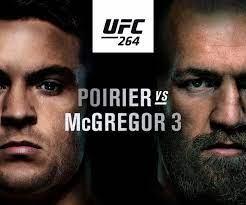 UFC 264 PPV in Australia on sale, Poirier vs McGregor, price - FIGHTMAG