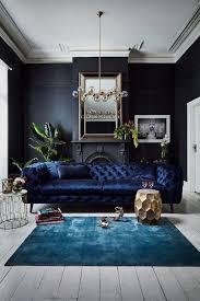 25 refined blue living room decor ideas