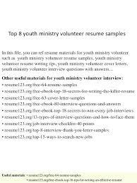 Resume For Pastor Similar Resumes Thekindlecrew Com