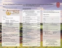 El Paso Golf New Mexico Golf - Butterfield Trail - Tom Fazio