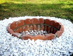 building an inground fire pit 5 ideas to make in ground fire pit as backyard decor