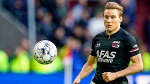 AZ with Svensson and De Wit in Europa League against Astana FK - Teller  Report