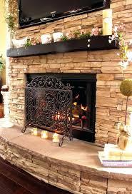 stone fireplace surrounds ideas image of natural stacked stone fireplace surround ideas stone fireplace mantel