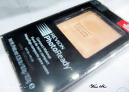 review revlon photoready pact makeup