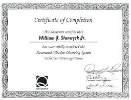 Printable Certificates Of Completion Template Anger Management Certificate Template Blank Certificates 5