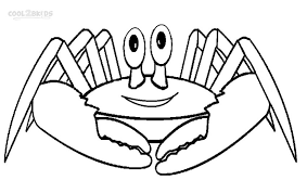 Small Picture Great Crab Coloring Pages Top Child Coloring D 2699 Unknown
