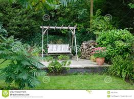 garden furniture patio uamp:  garden design with garden patio royalty free stock photo image with garden photos from dreamstime