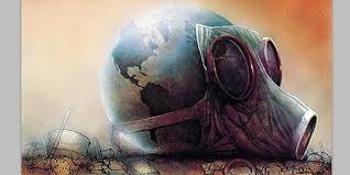 Resultado de imagen para planeta en punto de no retorno