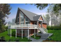 mountain home plans with a view luxury house plans with daylight basement awesome 034h 0223 modern